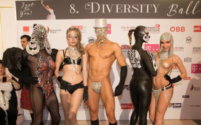 Das war der Diversity Ball 2015