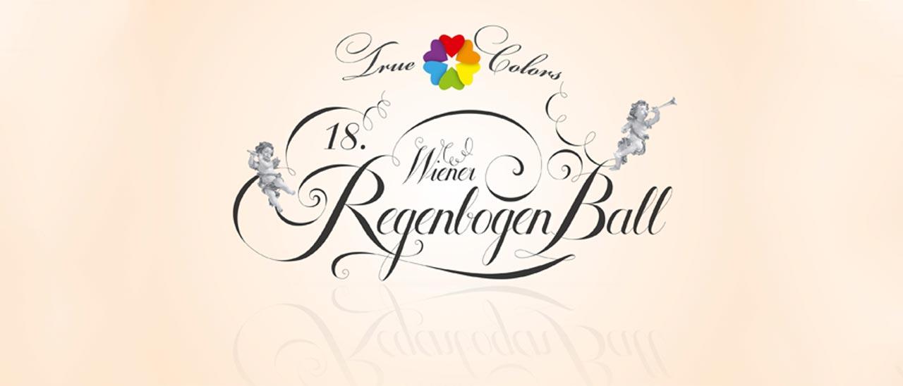 Regenbogenball Logo