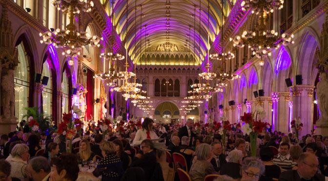 Silvestergala Festsaal